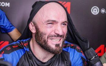 Магомед Исмаилов о победе над Артемом Фроловым на АСА 99