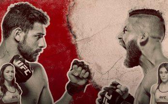 Результаты турнира UFC Fight Night 159: Яир Родригес – Джереми Стивенс