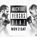 Файткард турнира UFC 244: Хорхе Масвидаль - Нейт Диас