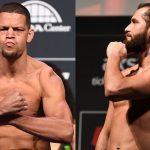 Хорхе Масвидаль отреагировал на допуск Нейта Диаса к бою с ним на UFC 244