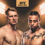 Видео боя Грег Харди — Александр Волков UFC Fight Night 163
