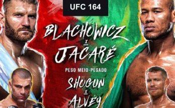 Результаты турнира UFC Fight Night 164: Ян Блахович — Роналдо Соуза