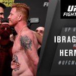 Эд Херман побеждает Хадиса Ибрагимова единогласным решением судей на UFC Fight Night 163