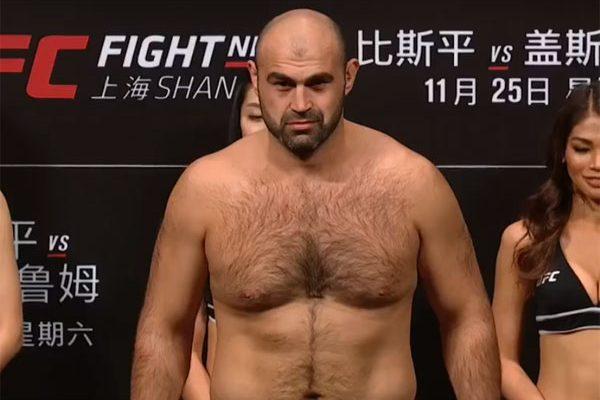 Шамиль Абдурахимов и Сирил Гане планируют бой на UFC 249
