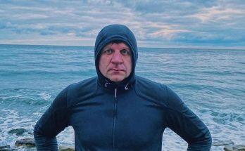 Александр Емельяненко снова замечен нетрезвым