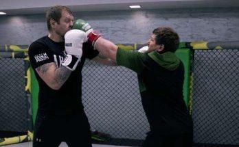 Александр Емельяненко: «Рамзан Кадыров — мой тренер!»