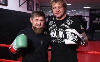 Рамзан Кадыров и Александр Емельяненко публично попросили прощения у Тины Канделаки