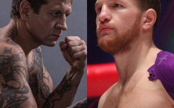 Александр Емельяненко планирует боксёрский бой с Владимиром Минеевым