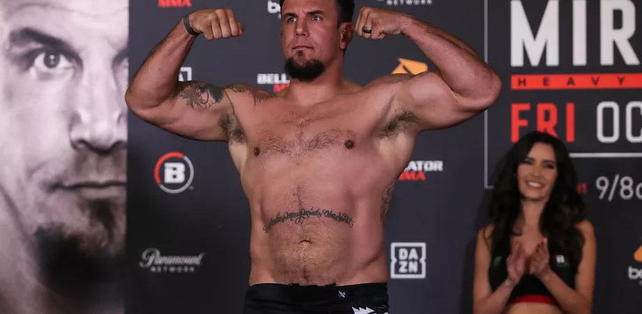 Фрэнк Мир объявляет себя свободным агентом, готов к сотрудничеству с RIZIN и UFC