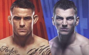 Прямая трансляция UFC on ESPN 12: Дастин Порье — Дэн Хукер
