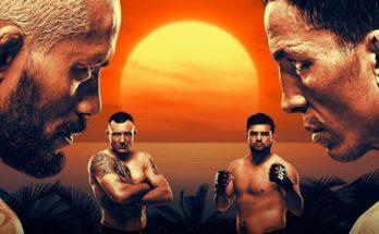 Прямая трансляция UFC Fight Night 172: Дейвисон Фигейредо – Джозеф Бенавидес 2