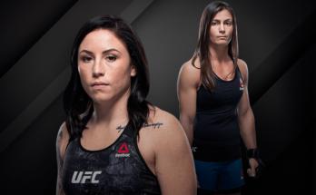 Видео боя Ханна Сайферс — Мэллори Мартин UFC Fight Night 175