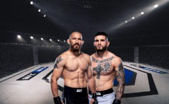 Видео боя Кристиан Агилера — Шон Брэйди UFC Fight Night 175