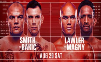 Прямая трансляция UFC Fight Night 175: Энтони Смит — Александр Ракич, Магомед Анкалаев — Ион Куцелаба 2