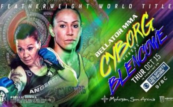 Файткард турнира Bellator 249: Крис Сайборг – Арлин Бленкоу