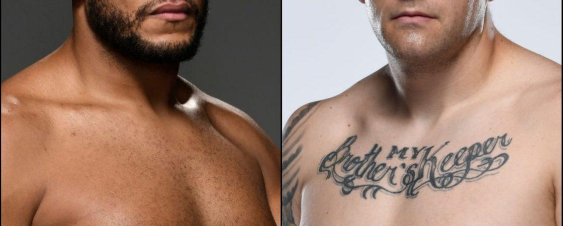Видео боя Крис Даукаус — Родриго Насименто UFC Fight Night 179