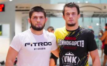 Усман Нурмагомедов подписал контракт с Bellator