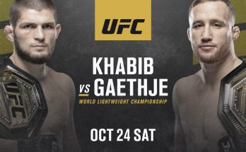 Где смотреть онлайн: Хабиб – Гейджи UFC 254