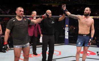 UFC 255. Руа – Крэйг: в бой идут одни старики