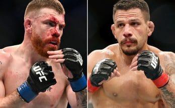 Где UFC Fight Night 183 смотреть онлайн