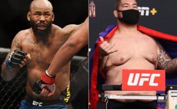 UFC Fight Night 183. Мэйес vs. Мартинес – Давид против Голиафа