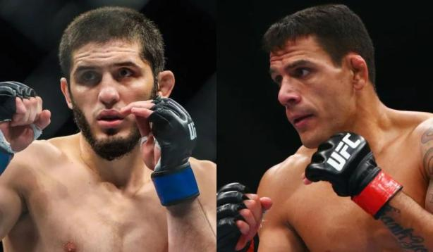 Бой Ислам Махачев — Рафаэль Дос Аньос пройдет на UFC 267