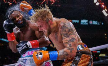 Джейк Пол победил Тайрона Вудли раздельным решением