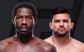 UFC on ESPN 29: смотреть онлайн Каннонье — Гастелум 22 августа