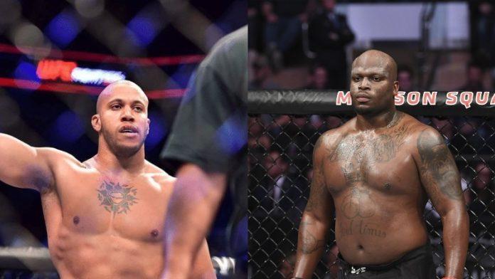 UFC 265: смотреть онлайн Льюис — Ган 8 августа