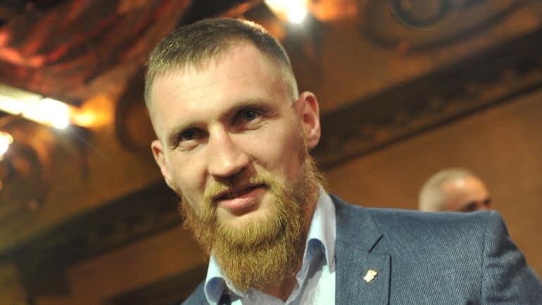 Дмитрий Кудряшов рассказал о «бое мечты»